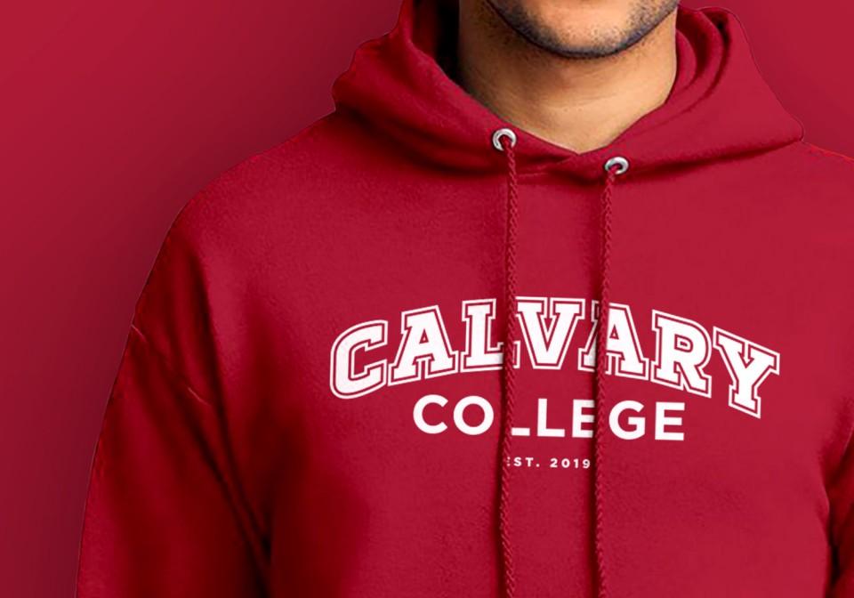 Calvary College Branding