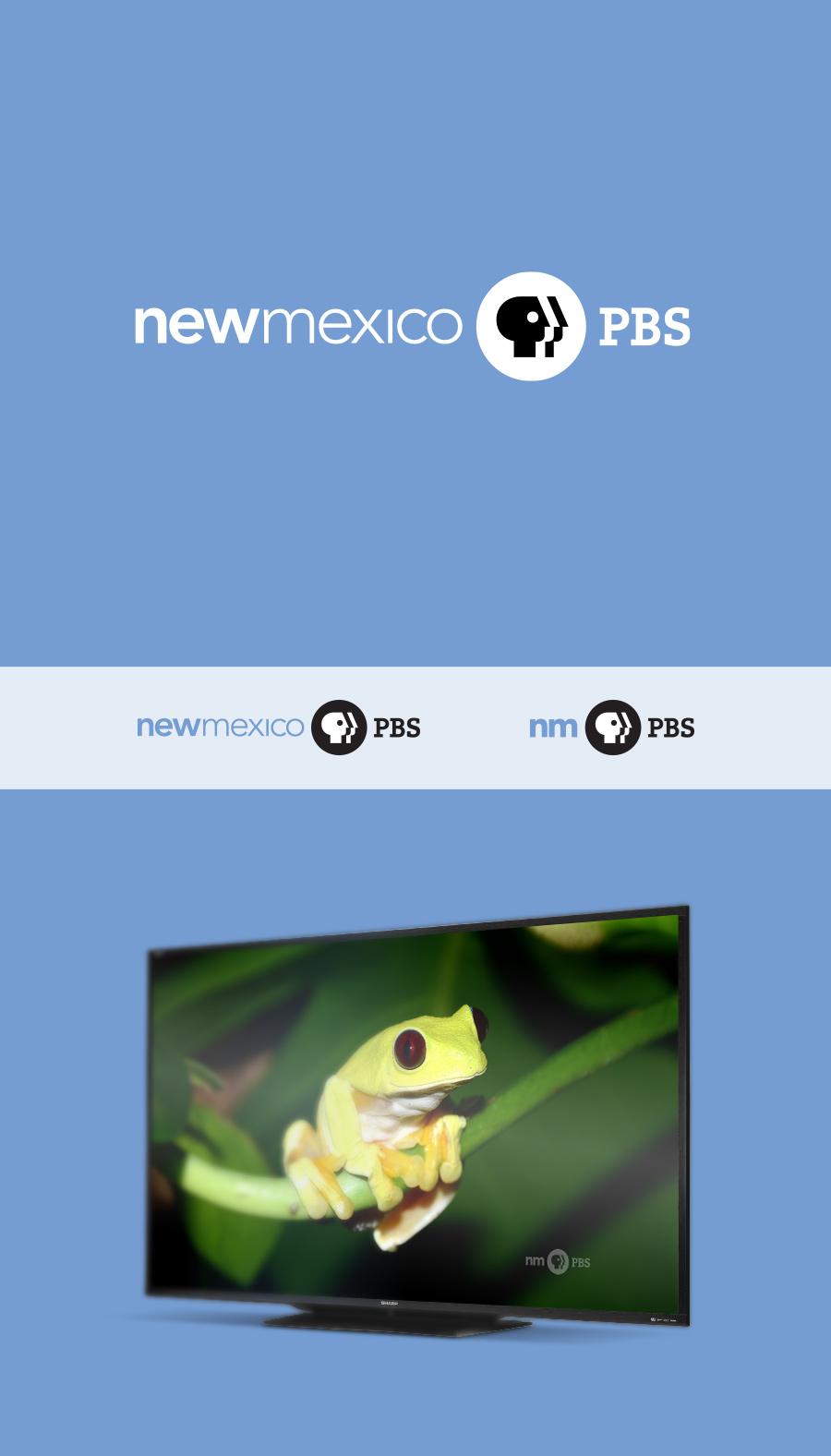 New Mexico PBS Rebrand