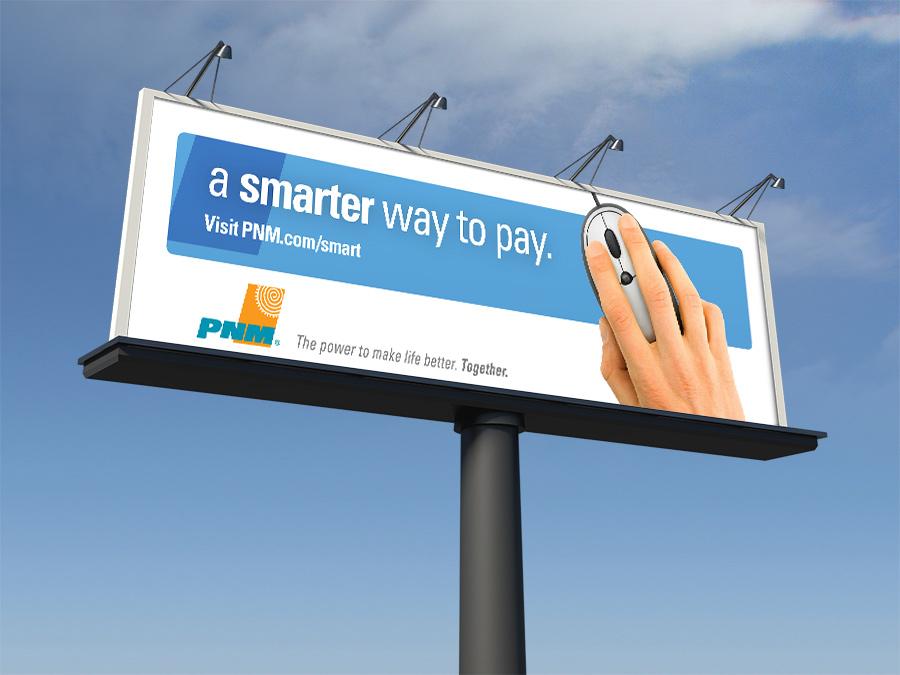 PNM Billboard