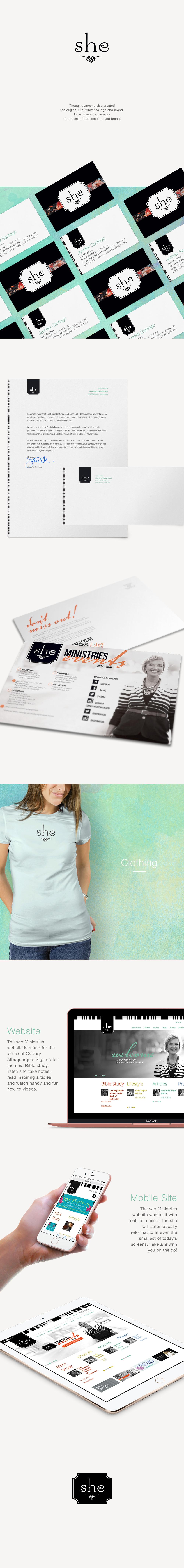 she Ministries Brand Refresh