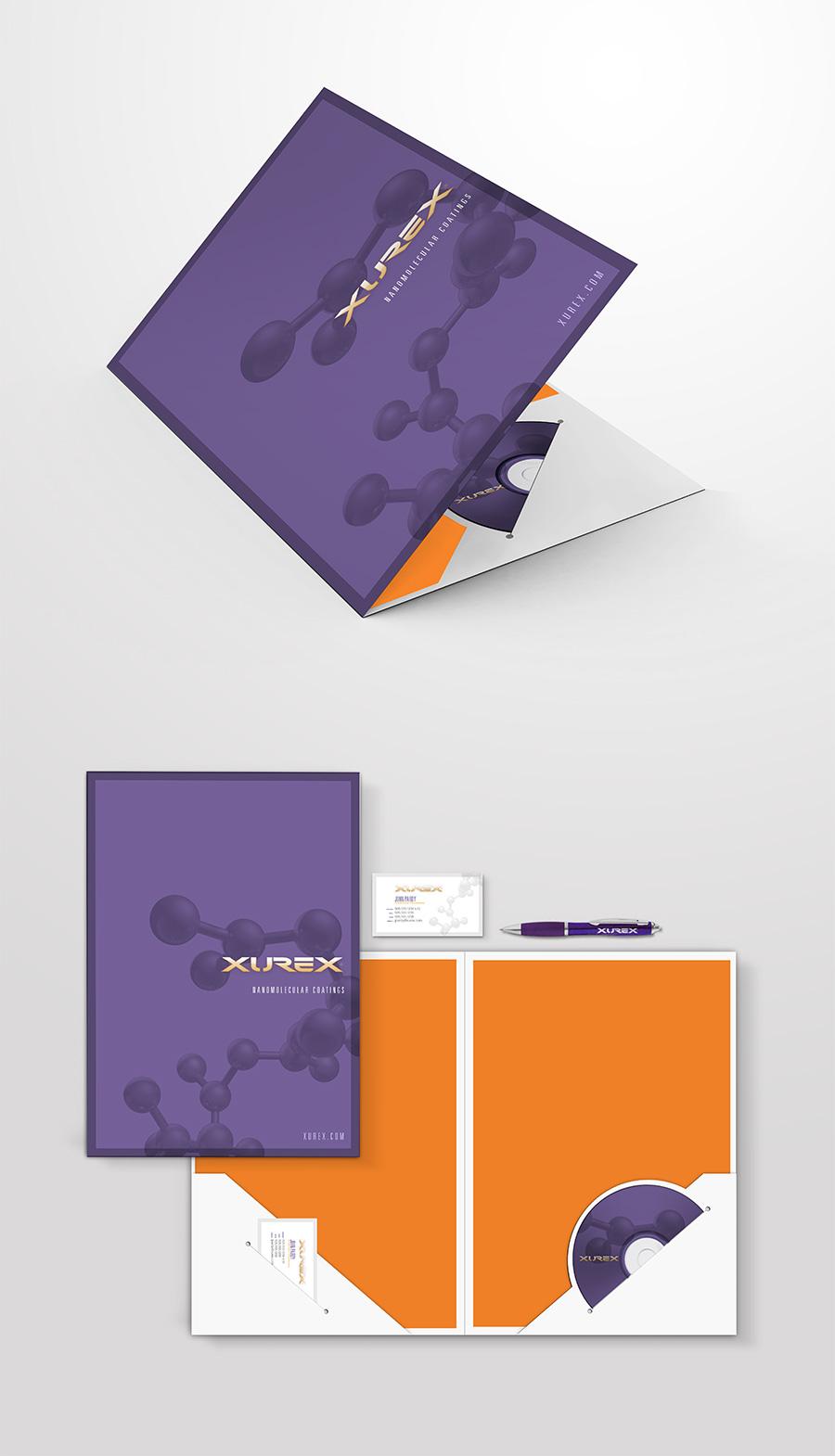 Xurex Logo Folder